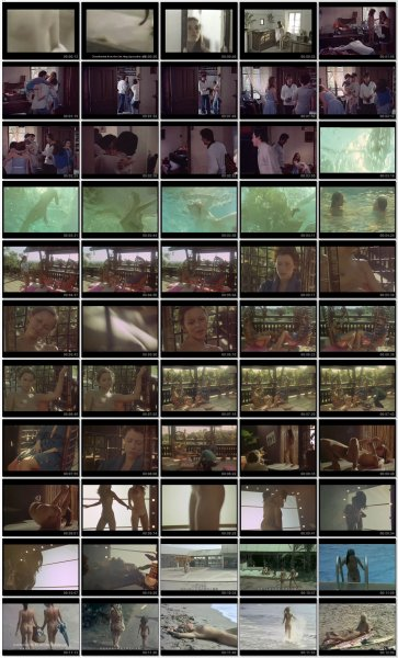 Сollection of fragments #55 (young naturism, naked boys, naked girls)