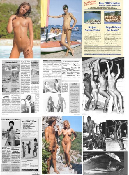 Naturist & Reisen (family nudism, family naturism, young naturism, naked boys, naked girls)