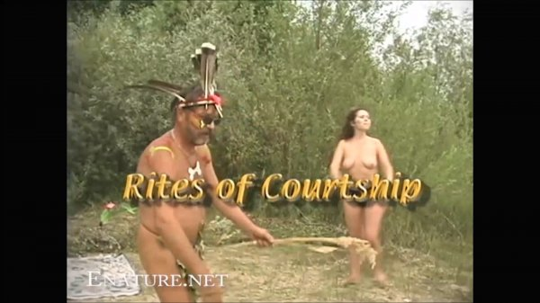 Rites Of Courtship HD (family nudism, family naturism, young naturism, naked girls, naked boys)