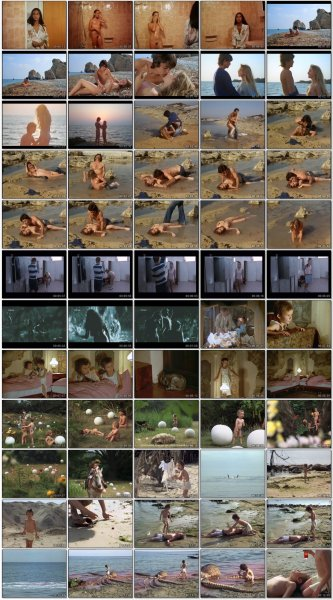 Сollection of fragments #65 (young naturism, naked boys, naked girls)