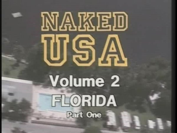 Naked USA vol. 2 Part 1 Florida (family nudism, family naturism, young naturism, naked boys, naked girls)