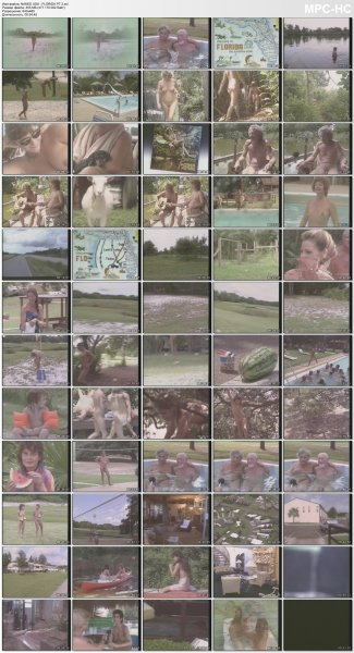Naked USA vol. 2 Part 2 Florida (family nudism, family naturism, young naturism, naked boys, naked girls)