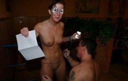 Family Nudism Club Art Contest