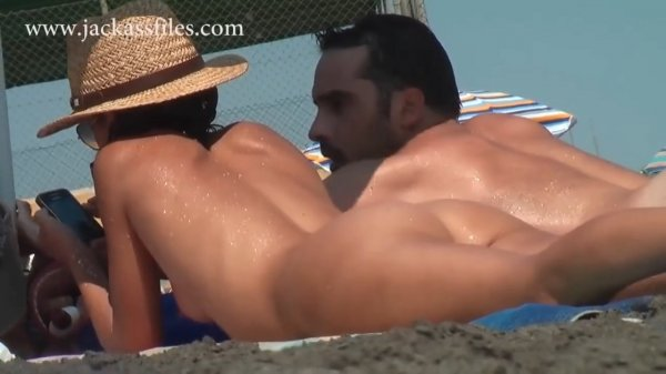 Nude Beach Conquistador 6