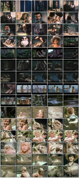 Сollection of fragments #75 (young naturism, naked boys, naked girls)