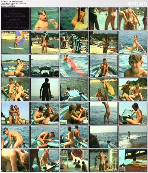 SvH - FKK Spiele #8 (young naturism, naked boys, naked girls)