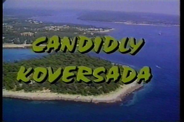 Candidly Koversada