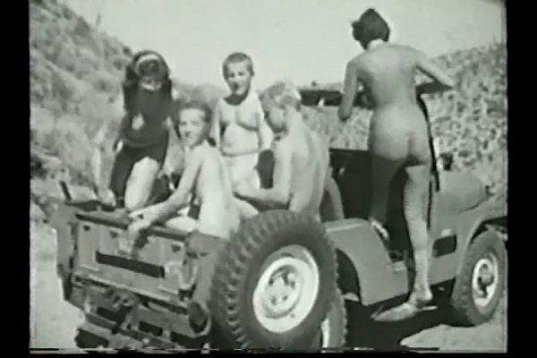 Camp Out (family nudism, family naturism, young naturism, naked boys, naked girls)
