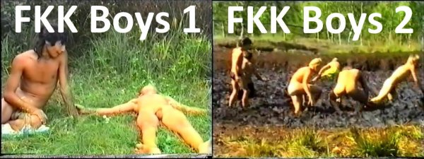 FKK Boys (family nudism, family naturism, young naturism, naked boys)