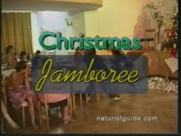 Christmas Jamboree (family nudism, family naturism, young naturism, naked boys, naked girls)