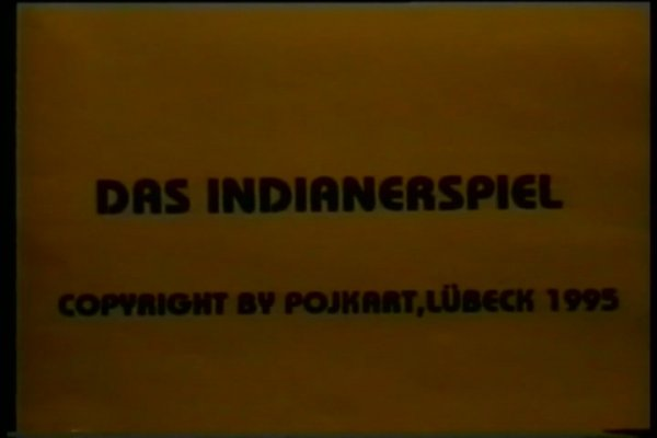 The Indian Game 1995 (nude boys)