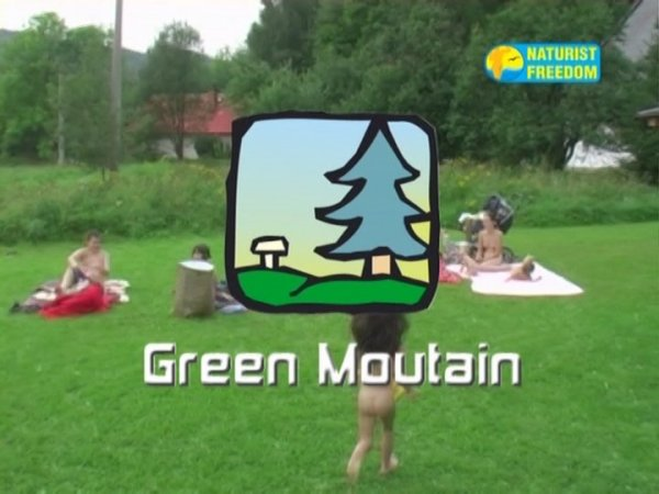 Green Mountain (family nudism, family naturism, young naturism, naked boys, naked  girls)