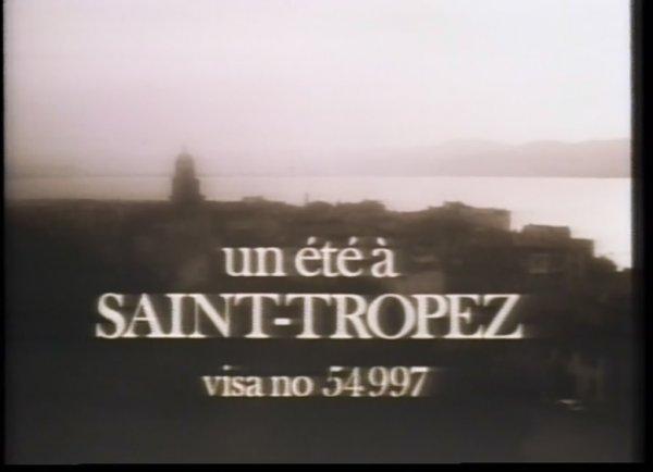 Summer In Saint Tropez