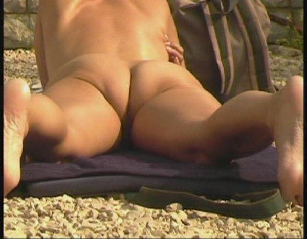 Nude Beach - Croatia