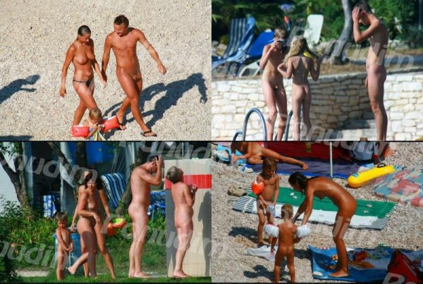 Ula FKK Beach 3 (family nudism, family naturism, young naturism, naked boys, naked girls)