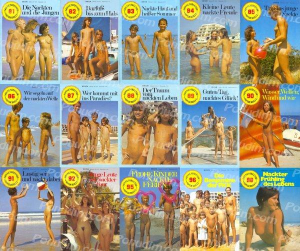 Sonnenfreunde 3 (young naturism, naked boys, naked girls)