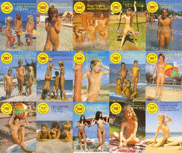 Sonnenfreunde 4 (young naturism, naked boys, naked girls)