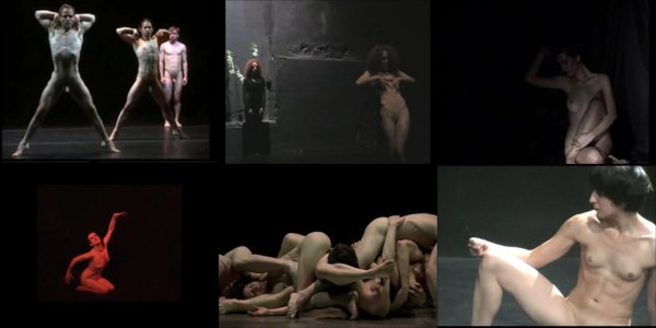 Nude theater compilation