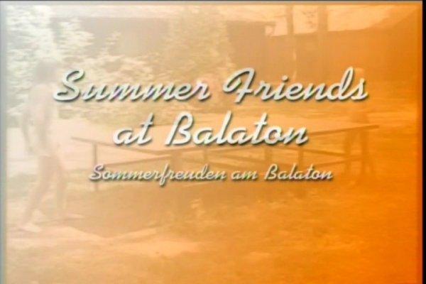 Summer Friends at Balaton (nudism, naturism, naked boys, nude beach)