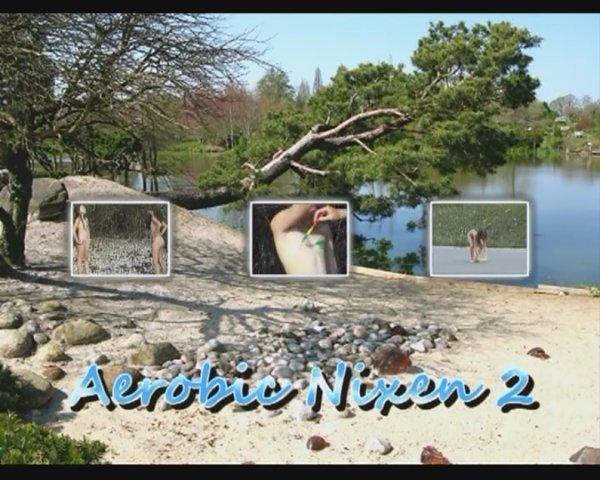 Aerobic Nixen (young naturism, naked girls)