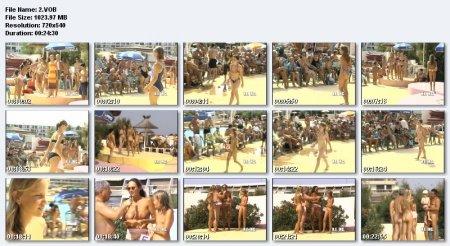 Nudist junior contest 2008-9